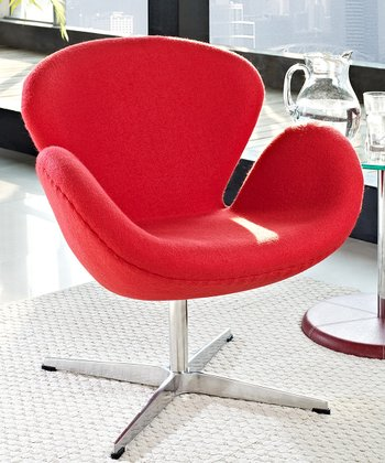 Red Wing Chair