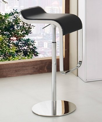 Black LEM Bar Stool