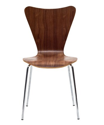 Walnut Ernie Dining Side Chair