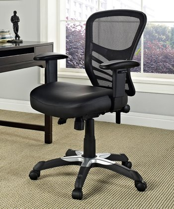 Black Articulate Office Chair