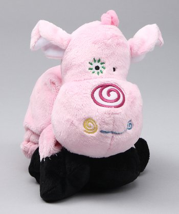 Doinkie the Pig Plush Toy & Bucket