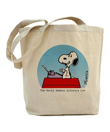 Literary Ace Tote Bag