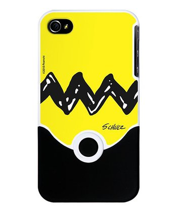Charlie Brown Zigzag Case for iPhone 4