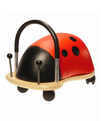 Ladybug Wheely Bug Ride-On