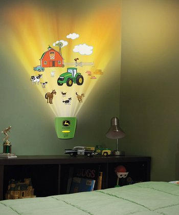 John Deere Farm Wild Walls Decal Set
