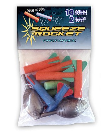 Ultimate Squeeze Rocket Party Pack - Set of Five
