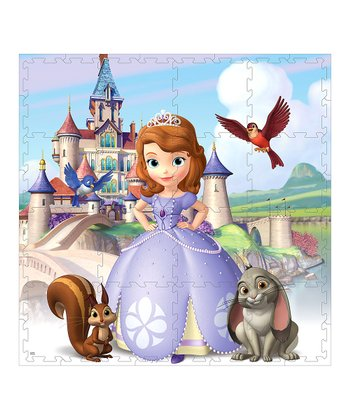Sofia the First Puzzle Play Mat