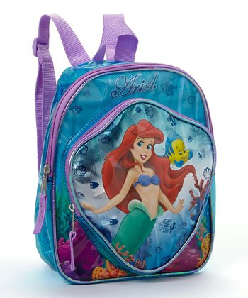 Lilac & Blue Ariel Mini Backpack
