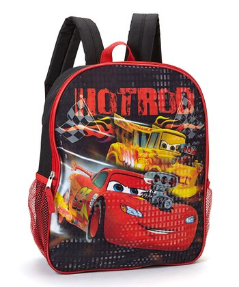 Cars 'Hot Rod' Backpack
