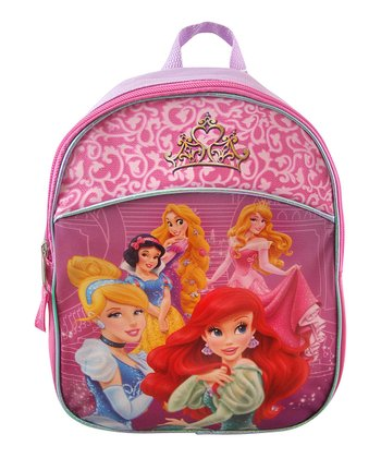 Pink & Purple 'Princess' Mini Backpack