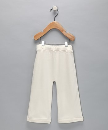 Kate Quinn Organics Vanilla Organic Straight Leg Pants - Infant, Toddler & Boys