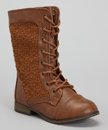 Tan Chapter Boot