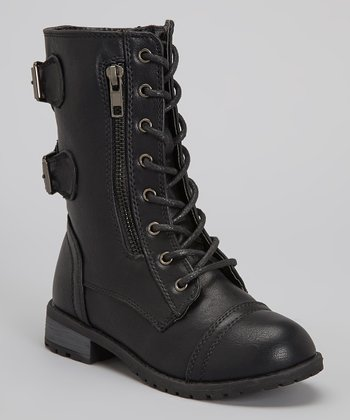 Black Mango Boot