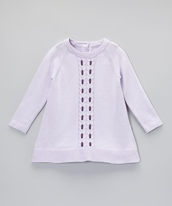 Purple Sweater - Infant & Toddler