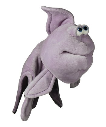 Orchid Hotfish Plush Toy