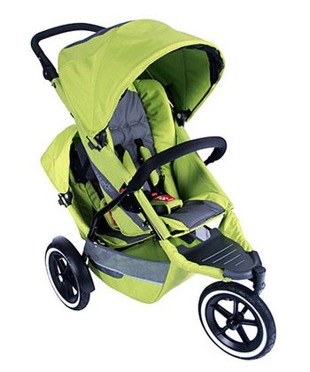 Apple Green explorer Double Your Buggy Bundle
