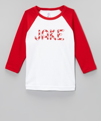Personalized Christmas: Kids' Apparel