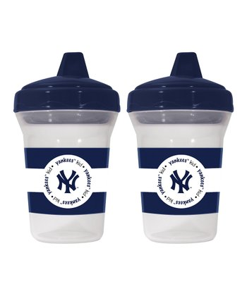 New York Yankees Sippy Cup - Set of Two