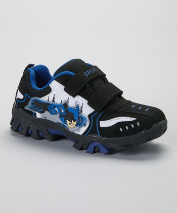 SYKE Black & Royal Superhero Sneaker