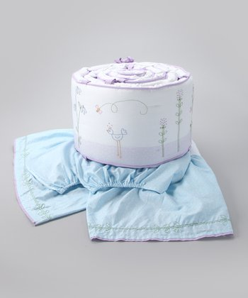 Wildflower Crib Set