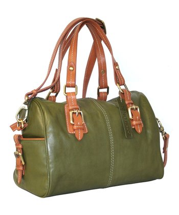 Moss Soho Satchel