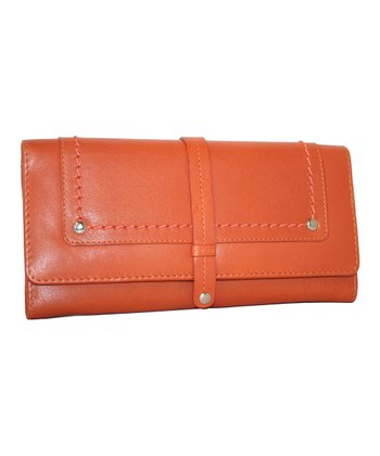 Terra-Cotta Fits-It-All Wallet