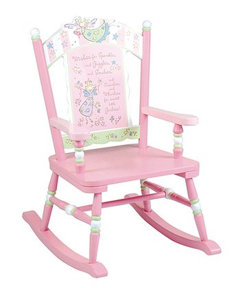Fairy Wishes Rocker