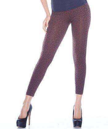 Chocolate Cheetah Ahh Comfort Leggings - Women & Plus