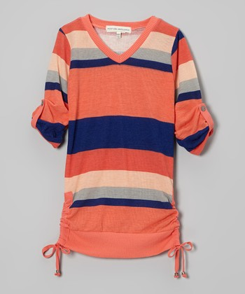 All Lined Up: Tween Stripes