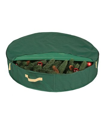 Green 25'' Wreath Protector