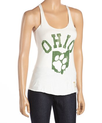 Off-White 'Ohio' Racerback Tank - Women