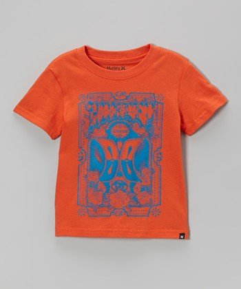 Blaze Orange Sagrada Tee - Toddler & Boys