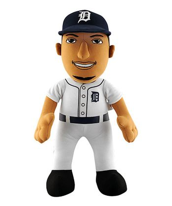 Detroit Tigers Miguel Cabrera Plush Toy