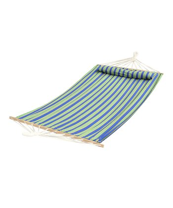 Mediterranean Bliss 48'' Hammock & Pillow
