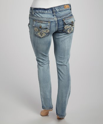 Sable Skinny Jeans - Plus