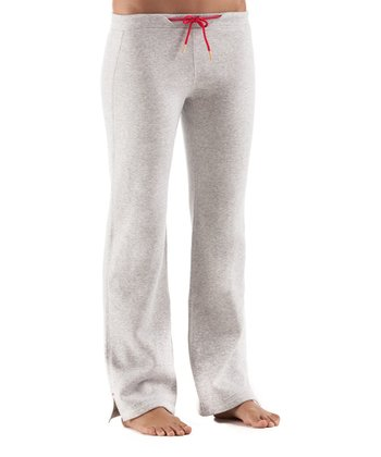 Heather Gray Dahlia Pants