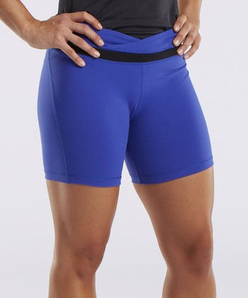 Electric Blue H.I.T. Shorts