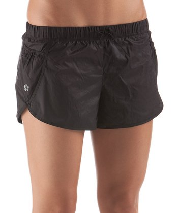 Black Kanabo Training Shorts