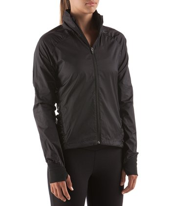 Black Kanabo Wind Jacket