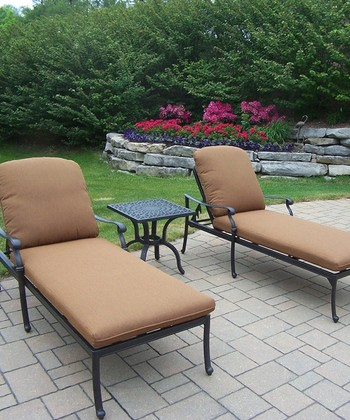 Oakland living styles44 100 fashion styles sale for Belmont brown wicker patio chaise lounge