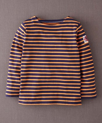 Navy Breton Tee - Infant, Toddler & Boys