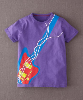 Purple Color Pop Tee - Infant, Toddler & Boys