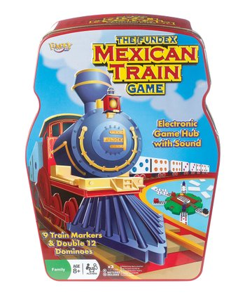 Mexican Train Double Dominoes Game