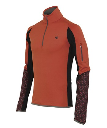 Rust & Black Ultra Thermal Top - Men