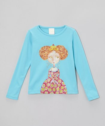 River Blue Princess Alexandra Tee - Toddler & Girls
