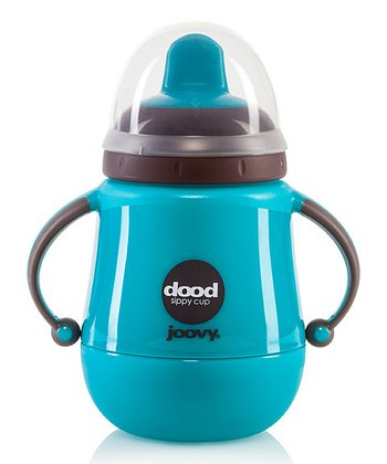 Turquoise Dood 9-Oz. Insulated Drinking Cup