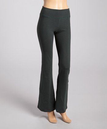 Forest Organic Yoga Pants