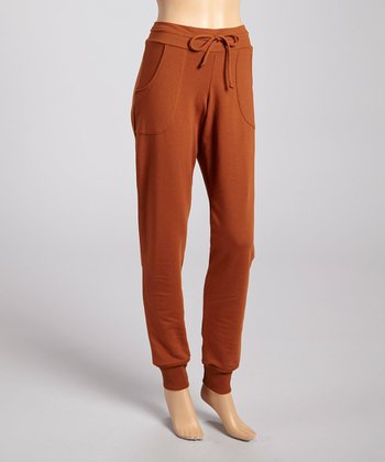 Spice Terry Pocket Organic Lounge Pants