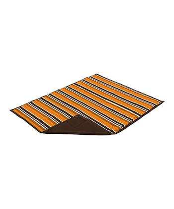 Orange Outdoor Family Blanket