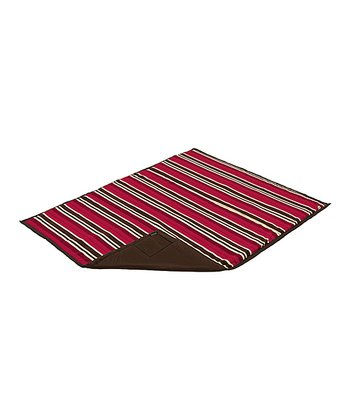 Red Outdoor Family Blanket